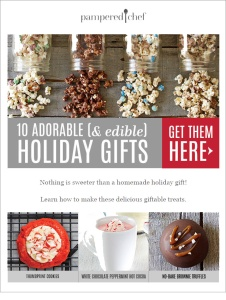 Edible Holiday Gifts Consumer Email