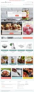 July 2016 Corporate Homepage