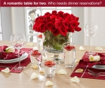 Valentine's Day tablescape for Inspiration