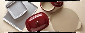 Stoneware and Metalware