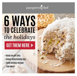 Holiday 6 Ways To Celebrate Consumer Email