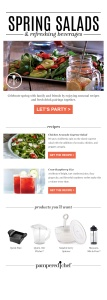 Spring Salads Consumer Email