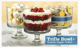 Trifle Bowl