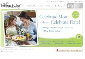 April 2006 Corporate Homepage