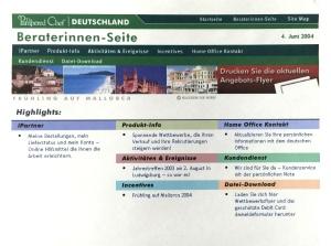 Consultant's Corner - Germany