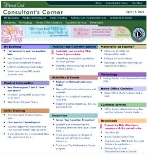 Consultant's Corner - US