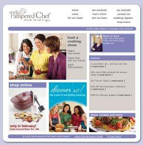 2010 Consultant Personal Website